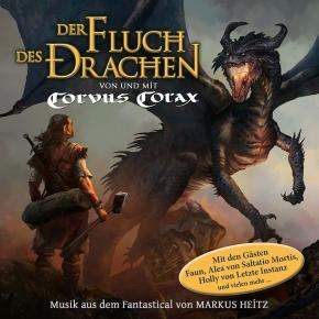 CORVUS CORAX Der Fluch des Drachen CD 2017