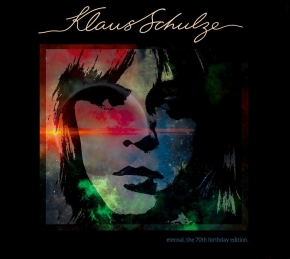 KLAUS SCHULZE Eternal – the 70th Birthday Edition 2CD Digipack 2017