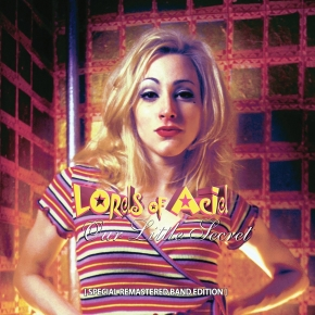 LORDS OF ACID Our little Secret (Special Remastered Band Edition) LIMITED 2LP VINYL 2017