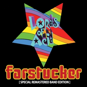 LORDS OF ACID Farstucker (Special Remastered Band Edition) LIMITED 2LP VINYL 2017