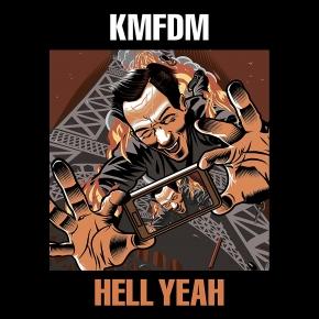 KMFDM Hell Yeah 2LP VINYL 2017