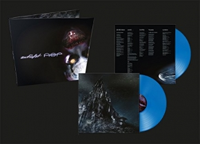 ASP zutiefst 2LP GATEFOLD BLAUES VINYL+2CD 2017 LTD.499