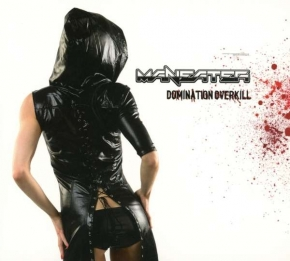 MANEATER Domination Overkill CD Digipack 2017 (Wynardtage, Hydroxie)