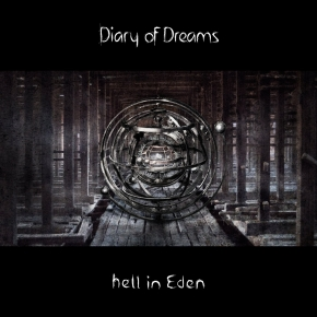 DIARY OF DREAMS Hell In Eden CD 2017