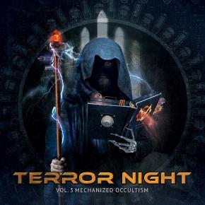 Terror Night Vol.3 Mechanized Occultism 2CD LTD.300 Cygnosic SIVA SIX