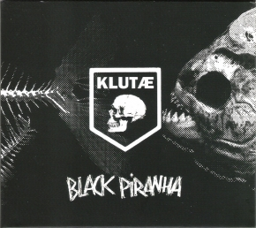 KLUTAE Black Piranha CD Digipack 2017 LTD.1000