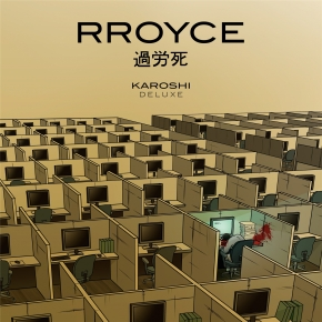 RROYCE Karoshi (Deluxe) CD 2017