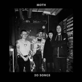 MOTH 20 Songs CD Digipack 2017 LTD.500