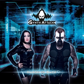 SYNTHATTACK Harsh Is Back LIMITED CD Digipack 2017