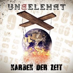 UNBELEHRT Narben der Zeit CD Digipack 2017
