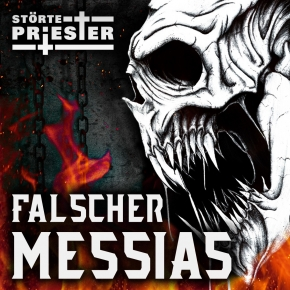 STÖRTE.PRIESTER Falscher Messias LIMITED CD Digipack 2017