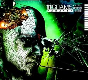 11 GRAMS Panacea CD Digipack 2017