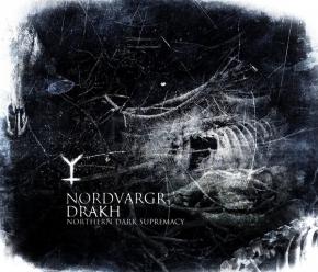 NORDVARGR / DRAKH Northern Dark Supremacy LIMITED CD Digipack 2017