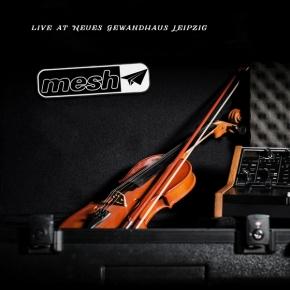 MESH Live at Neues Gewandhaus Leipzig LP VINYL 2017 LTD.250