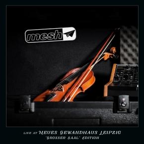 MESH Live at Neues Gewandhaus Leipzig COMPLETE BOX 2017 LTD.750