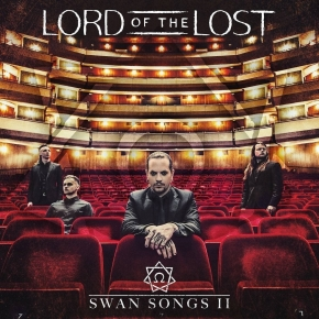 LORD OF THE LOST Swan Songs II CD Digipack 2017