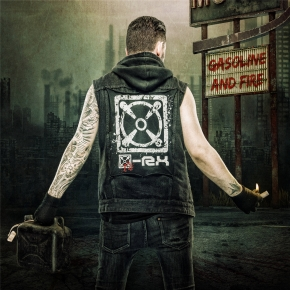 X-RX Gasoline And Fire CD 2017 (VÖ 24.11)