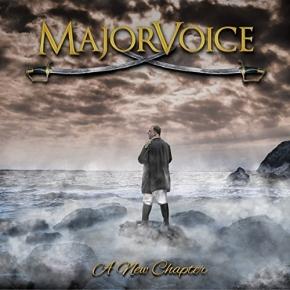MAJORVOICE A New Chapter CD Digipack 2017