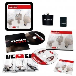HERREN Neue Deutsche Herrlichkeit 2CD FANBOX 2017 LTD.300 HUBERT KAH
