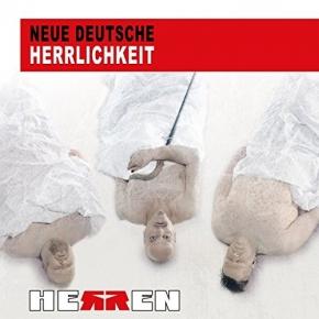 HERREN Neue Deutsche Herrlichkeit CD Digipack 2017 HUBERT KAH