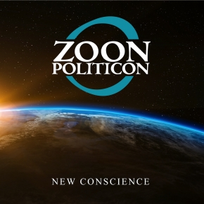 ZOON POLITICON New Conscience (Limited Promotional CD) 2017 LTD.100