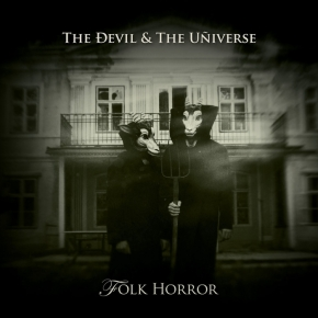 THE DEVIL & THE UNIVERSE Folk Horror LP WHITE VINYL+CD 2017 LTD.300