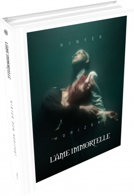 L'AME IMMORTELLE Hinter dem Horizont 3CD+BUCH 2018 LTD.2000 (VÖ 19.01)