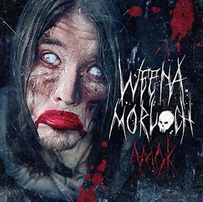 WEENA MORLOCH Amok LP CLEAR VINYL 2018 LTD.500