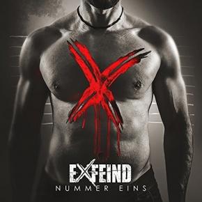 EXFEIND Exfeind Nummer Eins CD 2018 (VÖ 19.01)