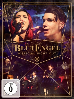 BLUTENGEL A Special Night Out - Live & Acoustic LIMITED CD+DVD 2017
