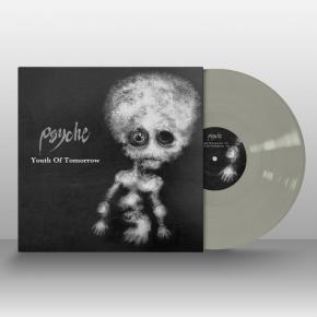 "PSYCHE Youth of Tomorrow LIMITED 12"" GREY VINYL 2017"