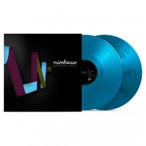 MARSHEAUX Lumineux Noir 2LP BLUE VINYL + MP3 2017 LTD.500