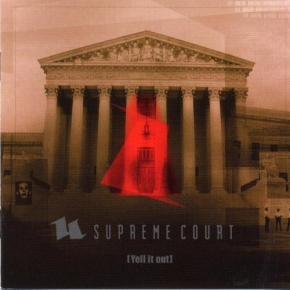 SUPREME COURT Yell It Out CD 2005