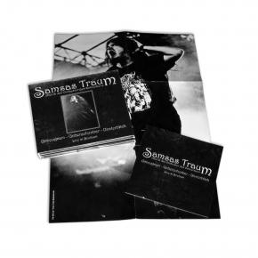 SAMSAS TRAUM Unbeugsam-Unberechenbar-Unsterblich 2CD Digipack 2012