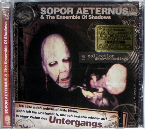 SOPOR AETERNUS Ich Töte Mich Jedesmal Aufs Neue... CD 2009 (Season Of Mist)