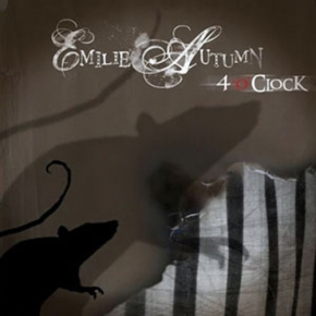 EMILIE AUTUMN 4 O'Clock CD 2008