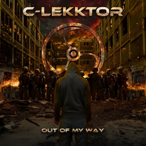 C-LEKKTOR Out of My Way 2CD DigiBook 2017 LTD.200