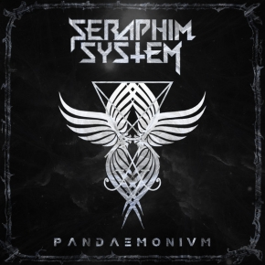 SERAPHIM SYSTEM Pandaemonium CD Digipack 2017 LTD.200
