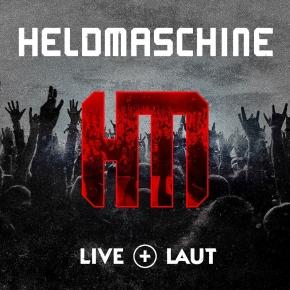 HELDMASCHINE Live + Laut 2CD Digipack 2018