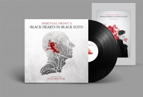 SPIRITUAL FRONT Black Hearts in Black Suits LP VINYL + POSTER 2017 LTD.499