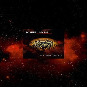 KIRLIAN CAMERA Hologram Moon 2LP GATEFOLD BLACK VINYL 2018 LTD.300