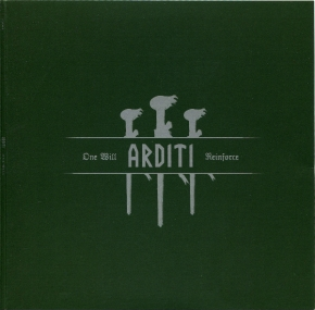 "ARDITI One Will LIMITED 7"" MARBLED VINYL 2011"