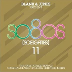 So80s (So Eighties) 11 2CD 2018 Blank & Jones Spandau Ballet YELLO (VÖ 05.01)