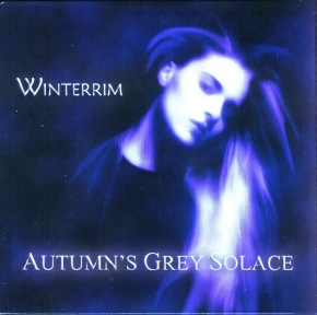 AUTUMN'S GREY SOLACE Divinian + Winterrim 2CD 2012 LTD.500