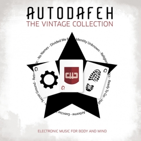 AUTODAFEH The Vintage Collection LIMITED LP VINYL 2018