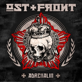 OST+FRONT Adrenalin (Deluxe Edition) 2CD Digipack 2018