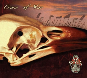OMNIA Crone Of War (Re-Release) CD Digipack 2018