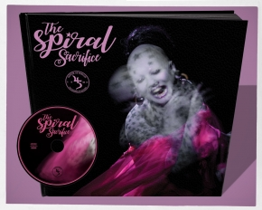 SOPOR AETERNUS The Spiral Sacrifice BUCH+CD 2018 LTD.1500