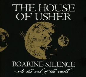 THE HOUSE OF USHER Roaring Silence CD Digipack 2018