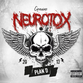 NEUROTOX Plan D CD Digipack 2018